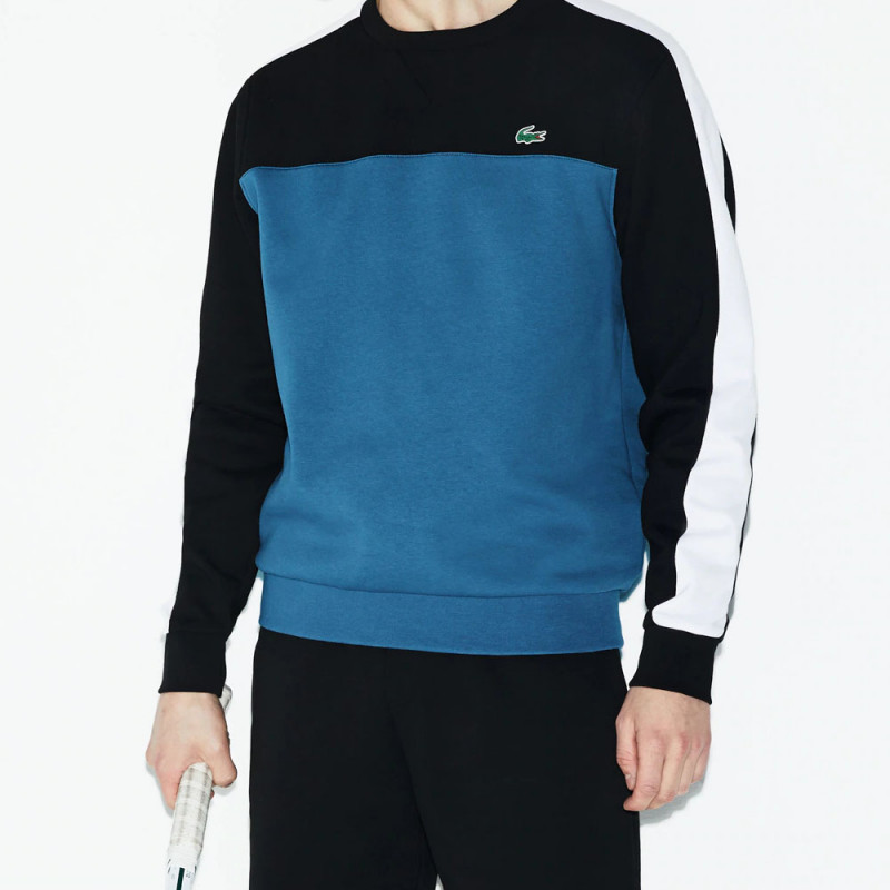 Sweat-shirt Lacoste Color Block