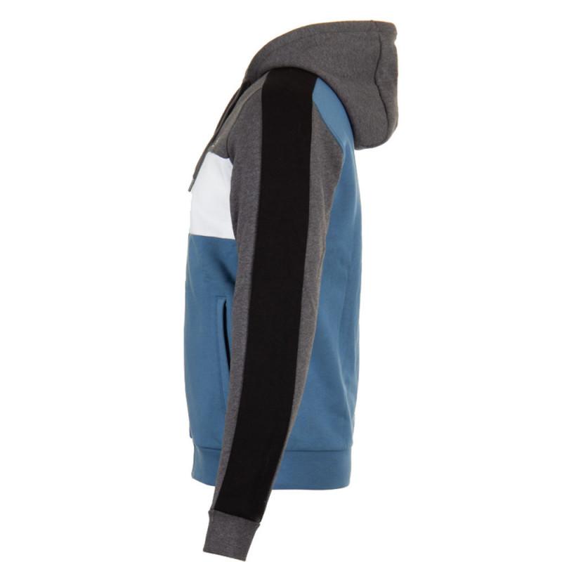 Sweat-shirt à capuche Lacoste Color Block