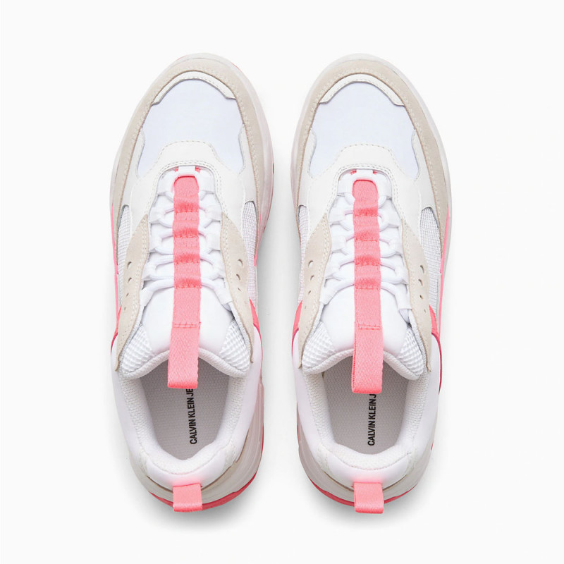 Baskets Calvin Klein Maya Low Top Lace Up