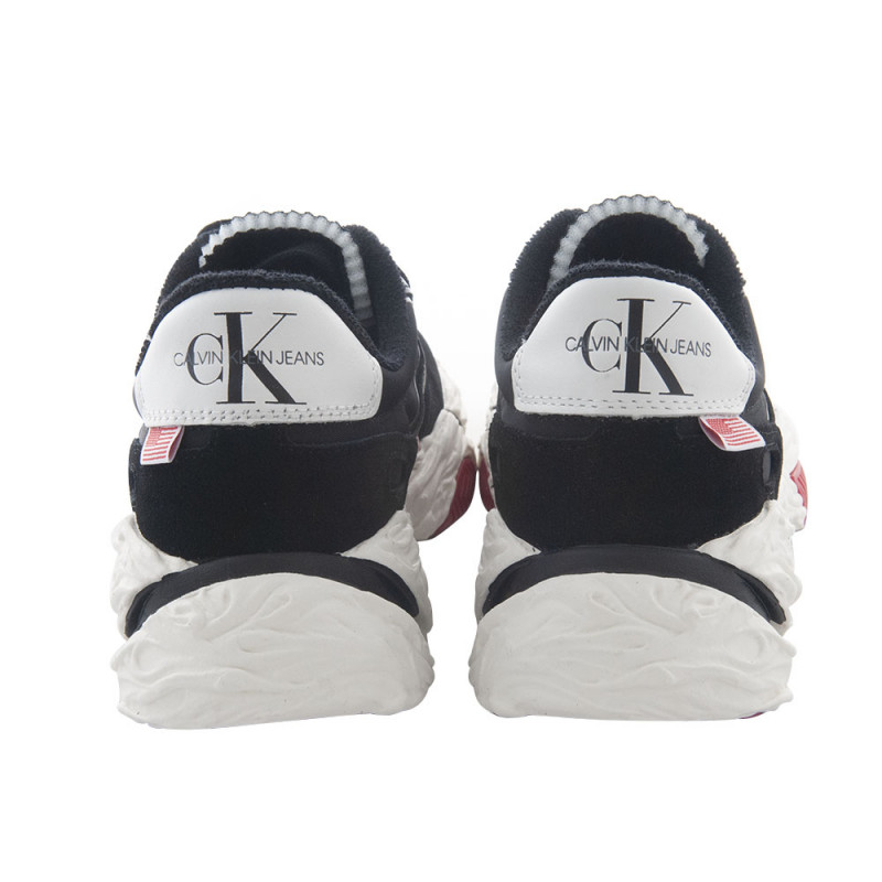 Baskets Calvin Klein Sigma Low Top Lace Up
