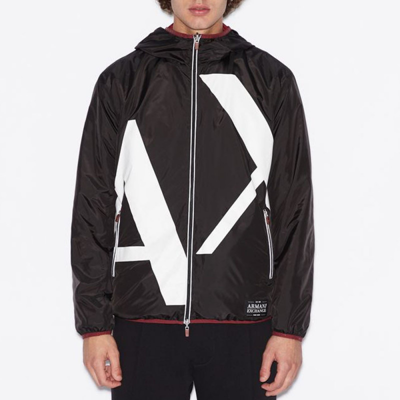 Veste réversible Armani Exchange
